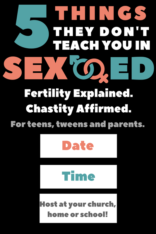 5 Things They Don't Teach You in Sex Ed